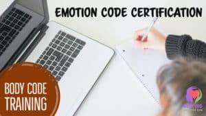 Emotion Code Certification Body Code Training