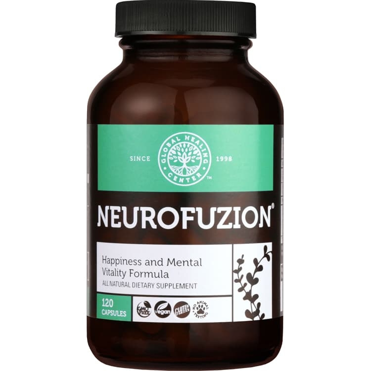NeuroFuzion - Mental Support Formula - Supports Mental Focus & Clarity